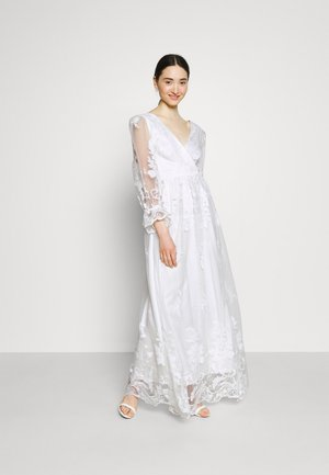 YASBRIDIE MAXI DRESS - Iltapuku - star white