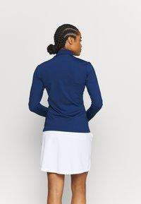J.LINDEBERG - ANNIE GOLF MID LAYER - Giacca sportiva - midnight blue - 2