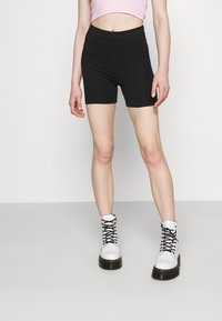 Monki - Shorts - black - 4