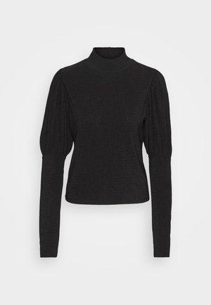ROYE  - Long sleeved top - black