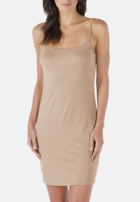 Mey - UNTERKLEID SERIE EMOTION - Nightie - cream tan - 0