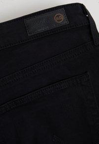 AG Jeans - PRIMA - Trousers - super black - 4