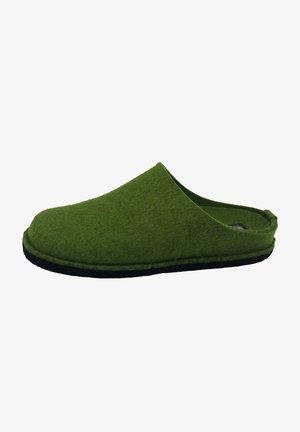 Slippers - grasgrün