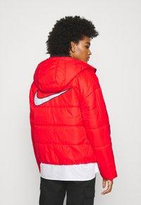 Nike Sportswear - CORE  - Light jacket - chile red/white/black - 2