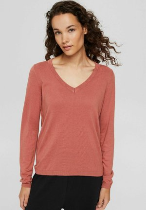 COO  - Pullover - coral