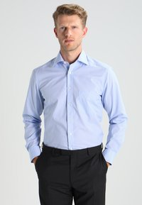 OLYMP - OLYMP LUXOR - Camicia elegante - bleu - 0