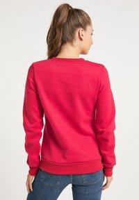 myMo - Sweatshirt - rot - 2