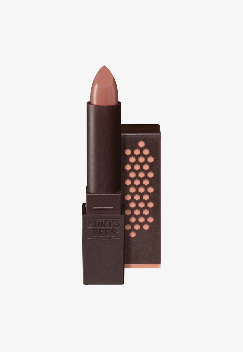 Burt's Bees - SATIN LIPSTICK 3,4G - Lipstick - nile nude