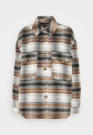 VMALLY CHECK JACKET - Summer jacket - emperador