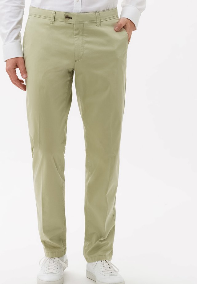 STYLE JIM S - Trousers - mint