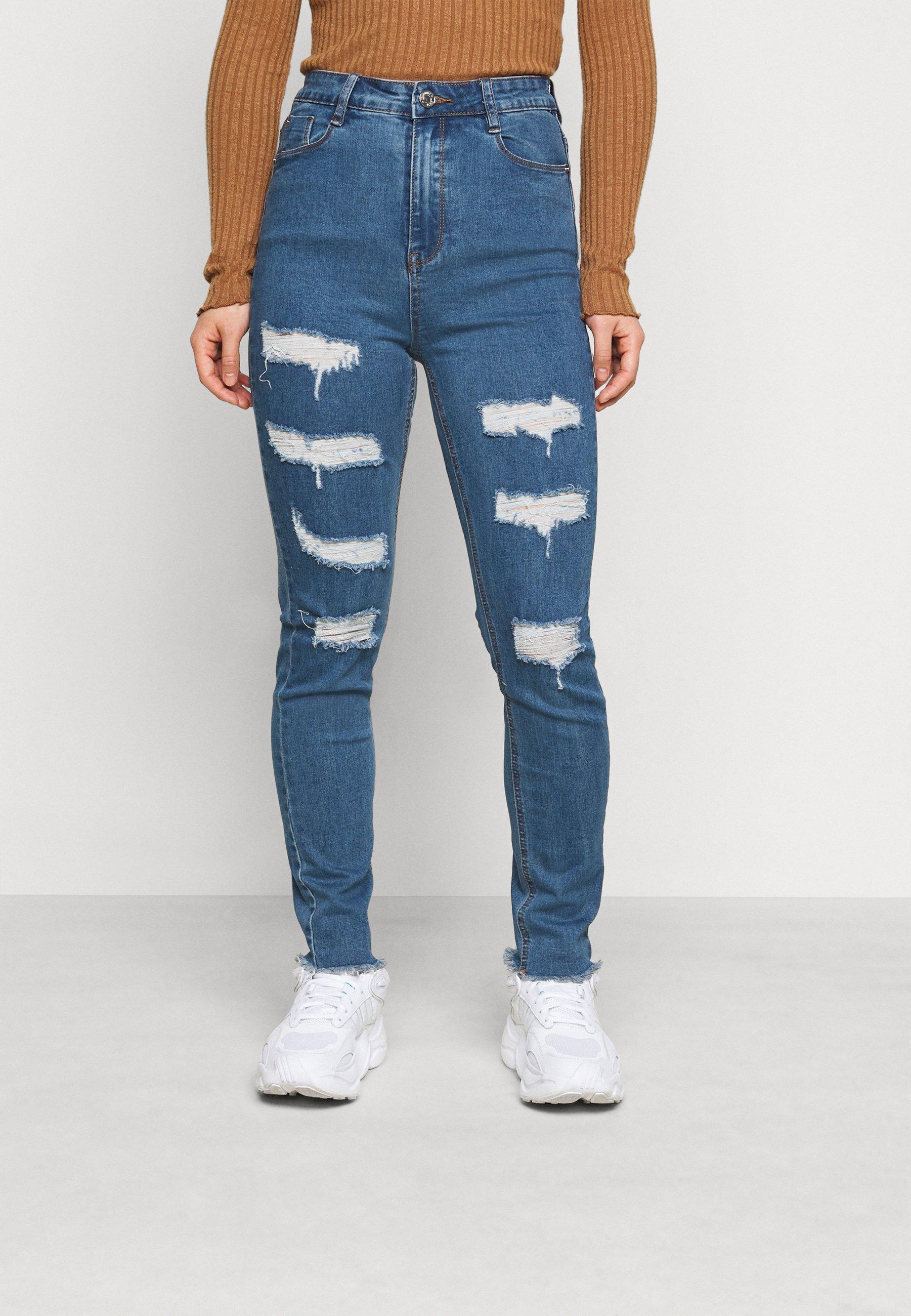 Women SINNER HIGHWAISTED EXTREME  - Jeans Skinny Fit