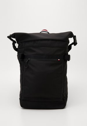 URBAN ROLL BACKPACK - Rucksack - black