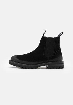 CORTZ - Kotníkové boty - black