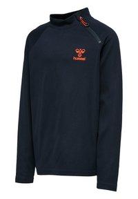 Hummel - ACTION  - Sweatshirt - dark sapphire/fiesta - 2