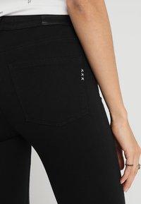 Scotch & Soda - HAUT - Slim fit jeans - stay black - 5