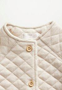 Mango - SOFT - Light jacket - zand - 1