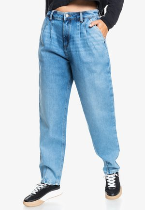 BALMY SKY   - Relaxed fit jeans - medium blue