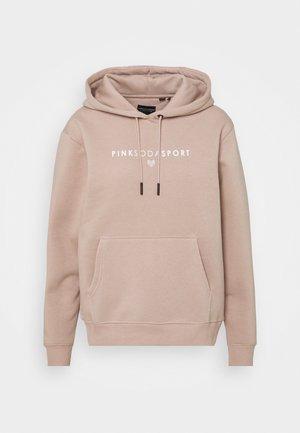 LYON HOODIE - Sweatshirt - bark