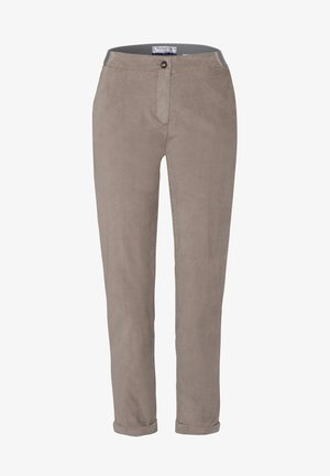 STYLE PARY - Trousers - stone