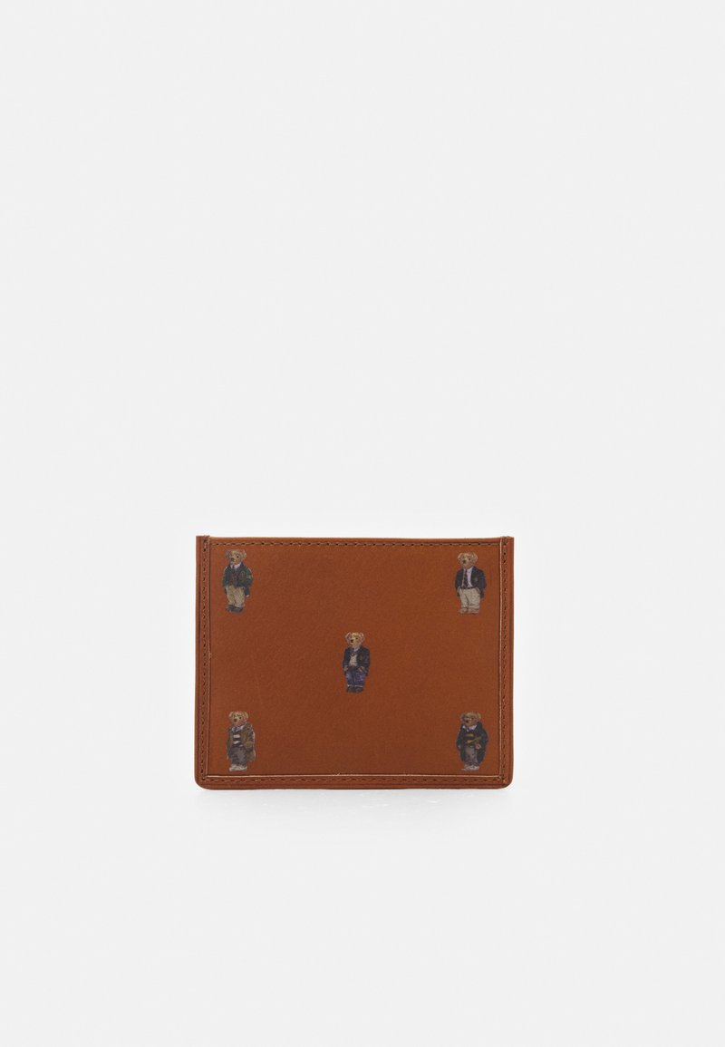Polo Ralph Lauren - BEAR UNISEX - Peněženka - tan