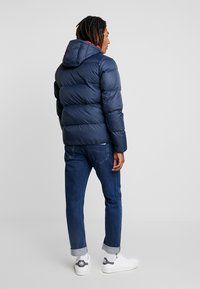 Tommy Jeans - ESSENTIAL JACKET - Down jacket - black iris - 2