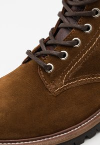 Belstaff - MARSHALL - Lace-up boots - cognac - 5