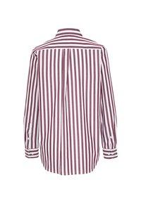 Seidensticker - LANGARM - Button-down blouse - rot - 1