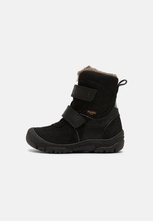 LINZ TEX UNISEX - Winter boots - black