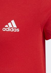 adidas Performance - Print T-shirt - red - 2