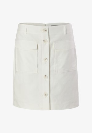 Mini skirt - white