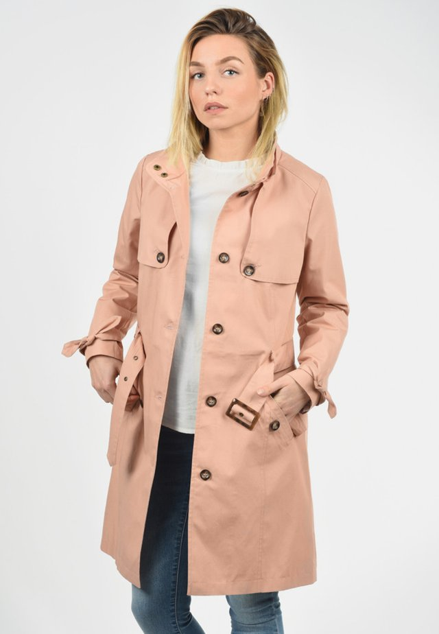 TRENCHCOAT TINA - Trench - light pink