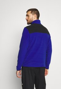 The North Face - GLACIER SNAP NECK - Fleece jumper - bolt blue/black - 2