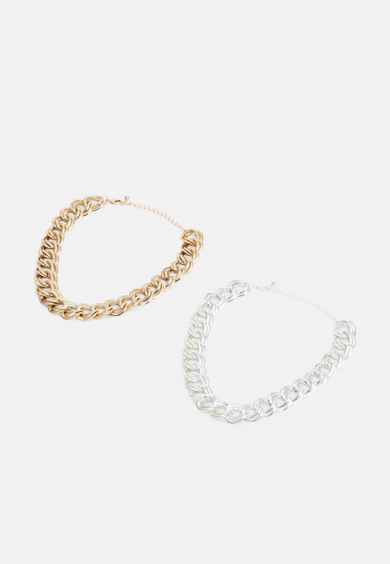 Monki - Necklace - silver-coloured/gold-coloured