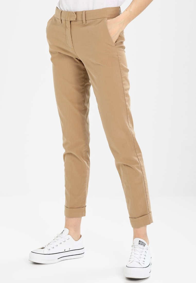 Tommy Hilfiger - MARIN - Chinos - classic camel