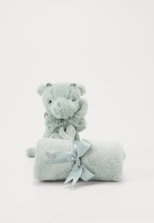 BASHFUL DRAGON SOOTHER - Knuffel - green