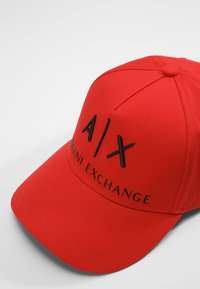 Armani Exchange - Keps - absolute red - 4