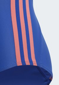 adidas Performance - ATHLY V 3-STRIPES SWIMSUIT - Swimsuit - blue - 6