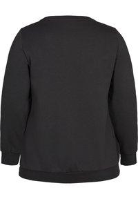Zizzi - Sweatshirt - black - 2