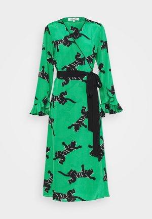 SERENA DRESS - Day dress - green