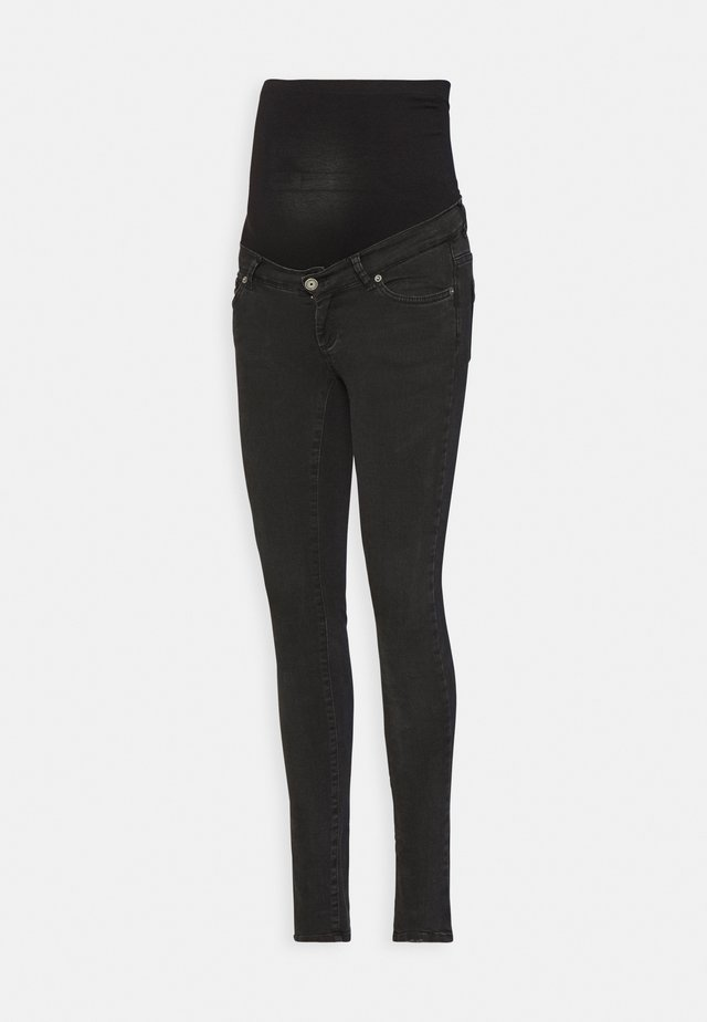 CLINT DELUXE SEAMLESS - Jeans Skinny Fit - black