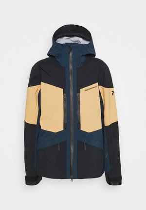 GRAVITY JACKET - Ski jacket - blue shadow