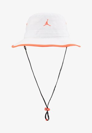 BUCKET JUMPMAN - Cappello - white/infrared