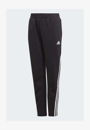 3 STRIPES ATHLETICS SPORTS REGULAR PANTS - Tracksuit bottoms - black