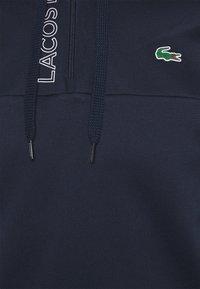 Lacoste Sport - TECH HOODY ZIP - Collegepaita - navy blue - 2