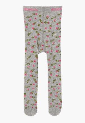 FLOWERS - Panty - grau