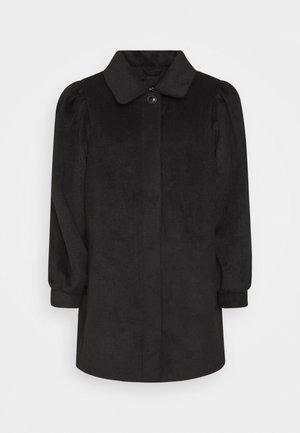 NANINA COAT - Abrigo - black
