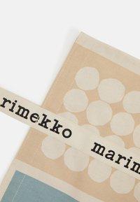 Marimekko - CO CREATED IGELIN - Velká kabelka - off white/green/red - 3