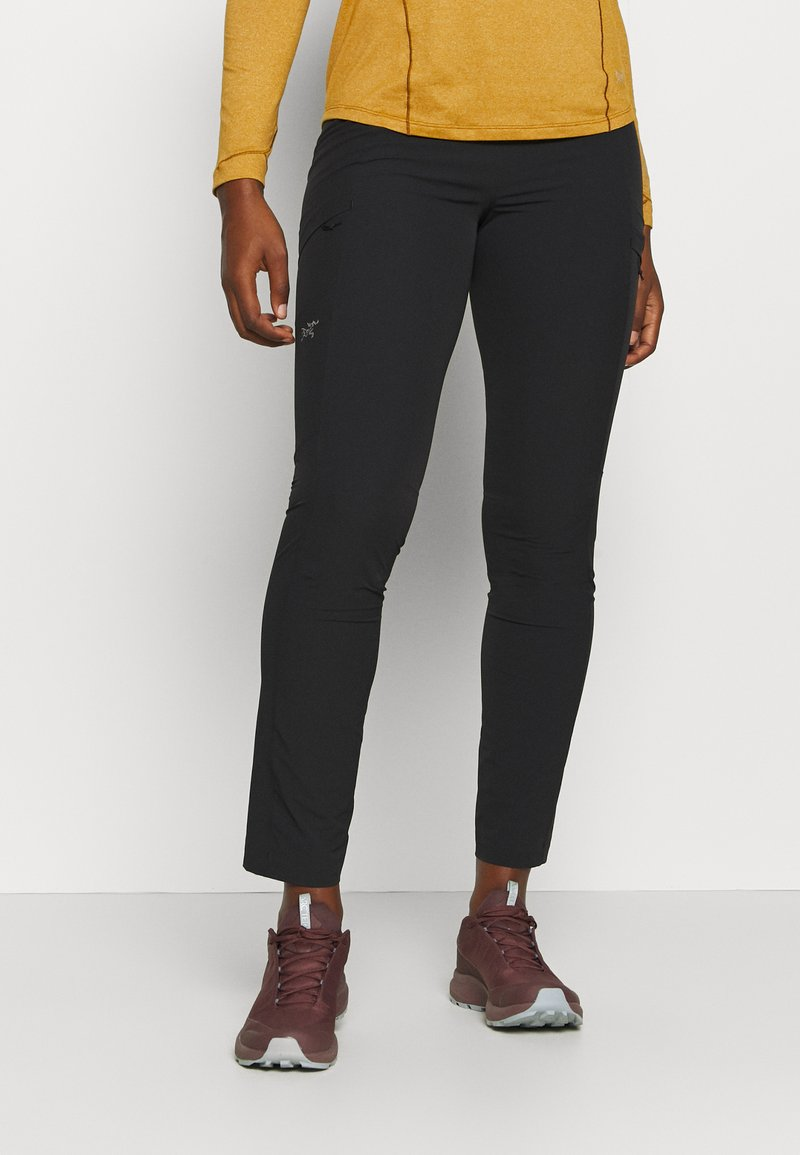 Arc'teryx - SABRIA WOMEN'S - Outdoor trousers - black