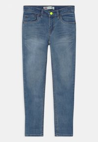 Levi's® - 510 SKINNY PLAY ALL DAY UNISEX - Vaqueros slim fit - blue denim - 2