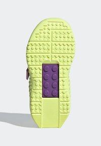 adidas Performance - LEGO® - Zapatillas de running estables - turquoise - 4